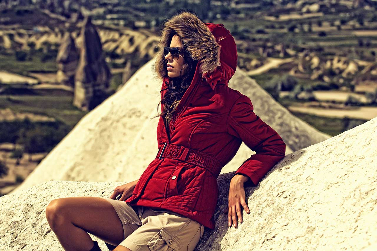 Santoryo photo shoot, Cappadocia