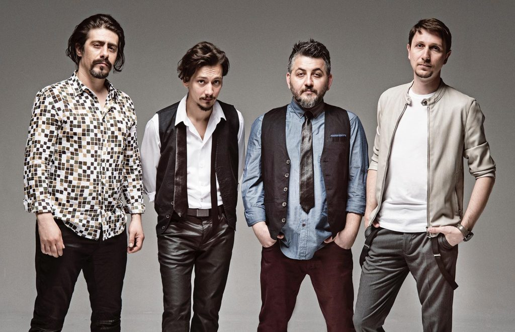 RadyoRoll müzik grubu fotoğraf çekimi