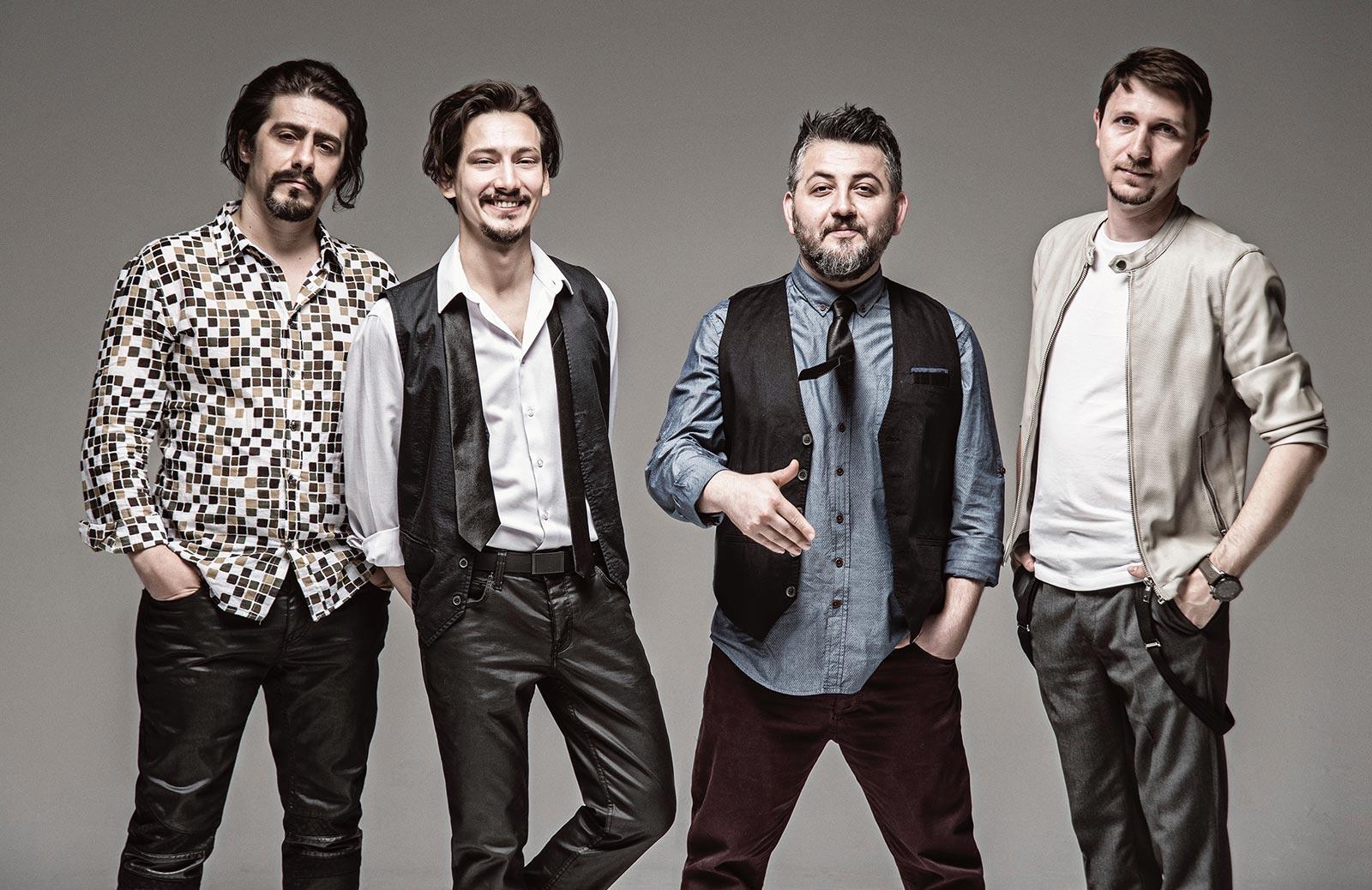 RadyoRoll müzik grubu fotoğraf çekimi, Fotoğrafçı: Umur Dilek Prodüksiyon