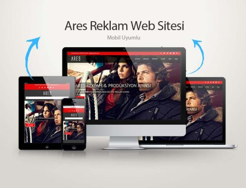 Ares Advertising Web Design