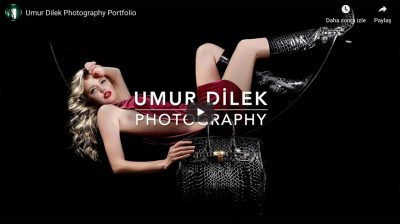 Showreel of Umur Dilek Photography
