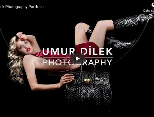 Umur Dilek Fashion Photography Showreel