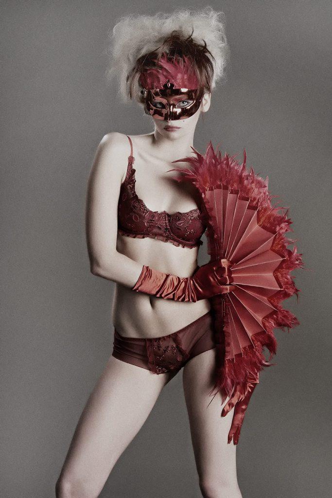Laura Baresse photo shoot by Umur Dilek