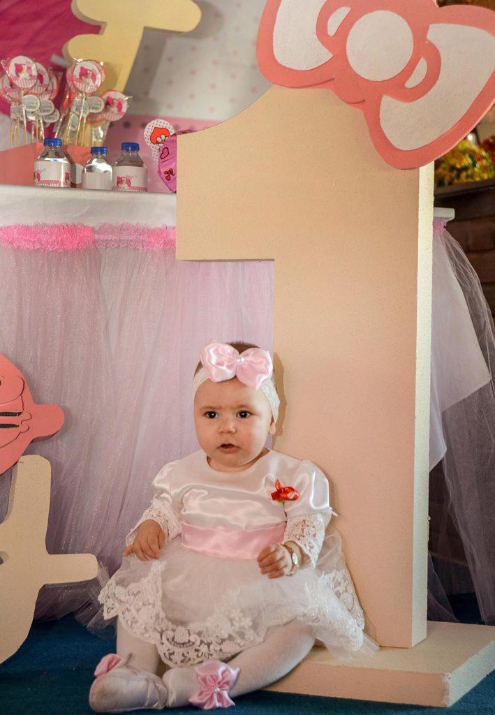 Masal bebek 1. yaşgünü çekimi. Özel gün, Yeni doğan, bebek portre. Anina Studio by Umur Dilek