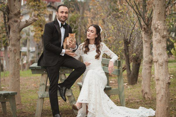 Işık & Ismail Wedding Photo Shoot