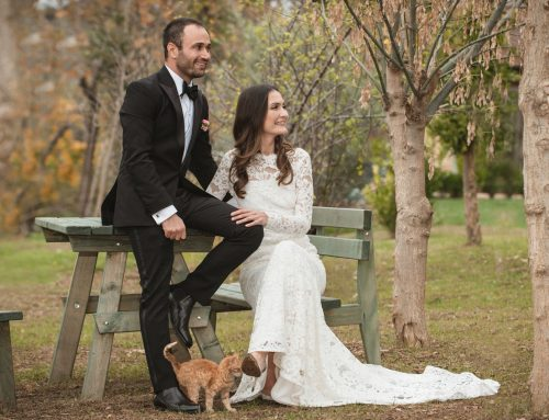 Işık & Ismail Wedding Photo Shoot