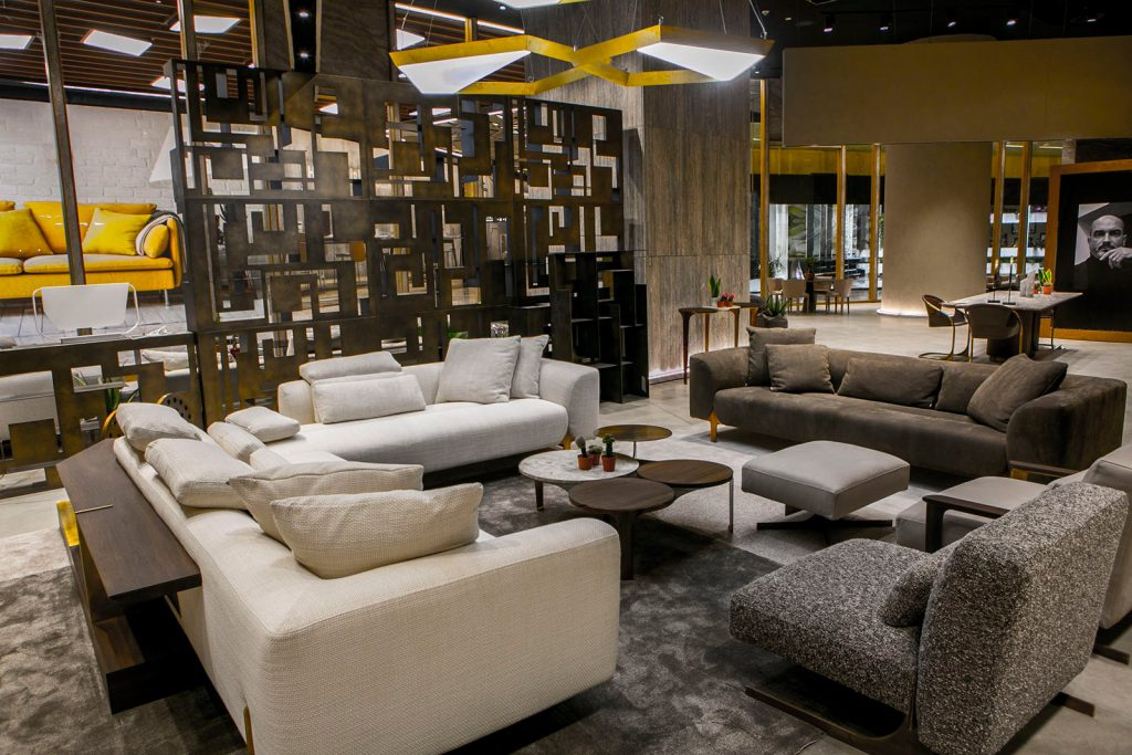 Home Design Center Furniture and home decoration mall istanbul