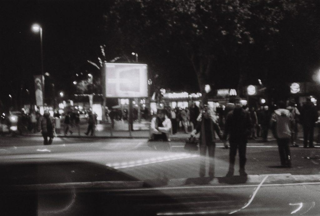 istanbul fotoğraf günlüğü // Umur Dilek. Ilford B&W film.