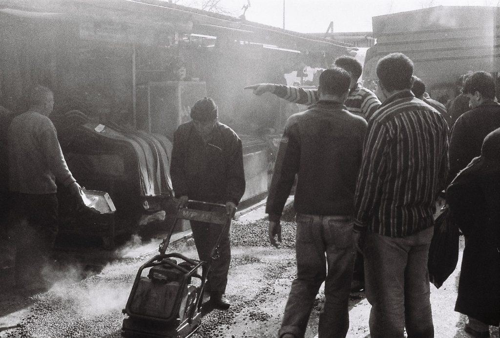 istanbul fotoğraf günlüğü fotoğrafçı: Umur Dilek. Ilford B&W film. İstanbul fotoğraf günlüğü #2 Fotoğrafçı portrait portre