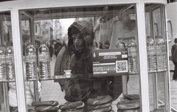 #istanbulphotojournal #1 January 2019. Photographer: Umur Dilek. Ilford 400 Black & White film. İstanbul fotoğraf günlüğü #1 Ocak 2019 Fotoğrafçı #istanbulphotojournal