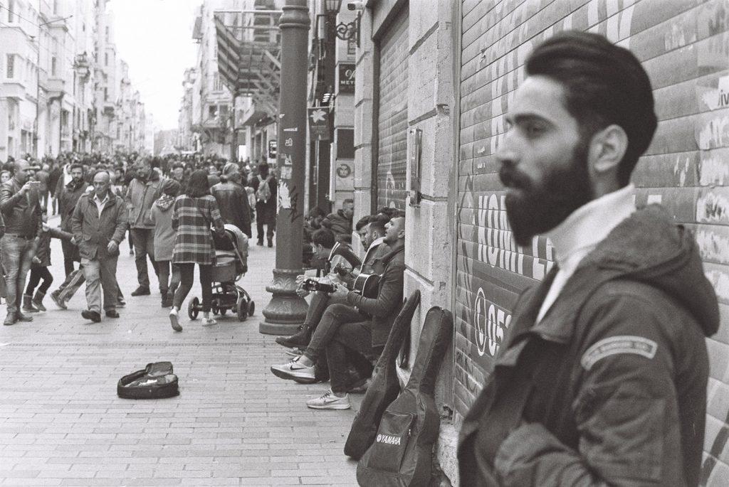 #istanbulphotojournal #1 January 2019. Photographer: Umur Dilek. Ilford 400 Black & White film. İstanbul fotoğraf günlüğü #1 Ocak 2019 Fotoğrafçı #istanbulphotojournal