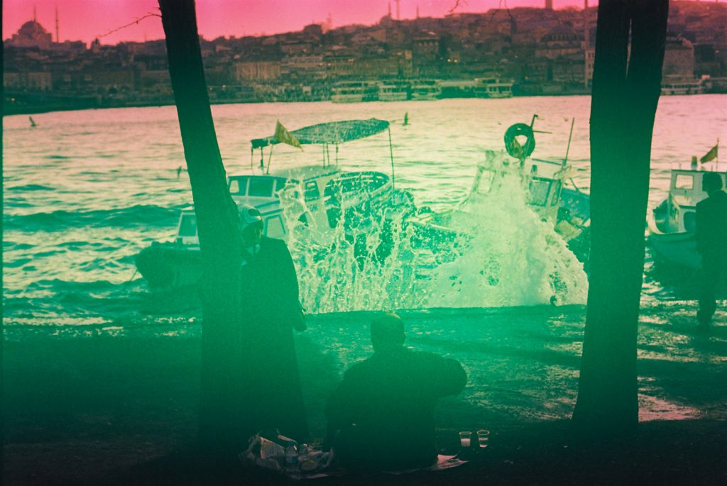 Pinky Istanbul Photo Journal 2000's #3 photo by Umur Dilek Karaköy