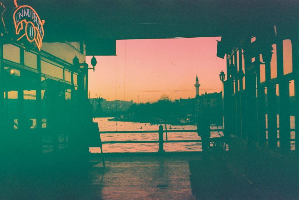 galata bridge Pinky Istanbul Photo Journal 2000's #3 photo by Umur Dilek