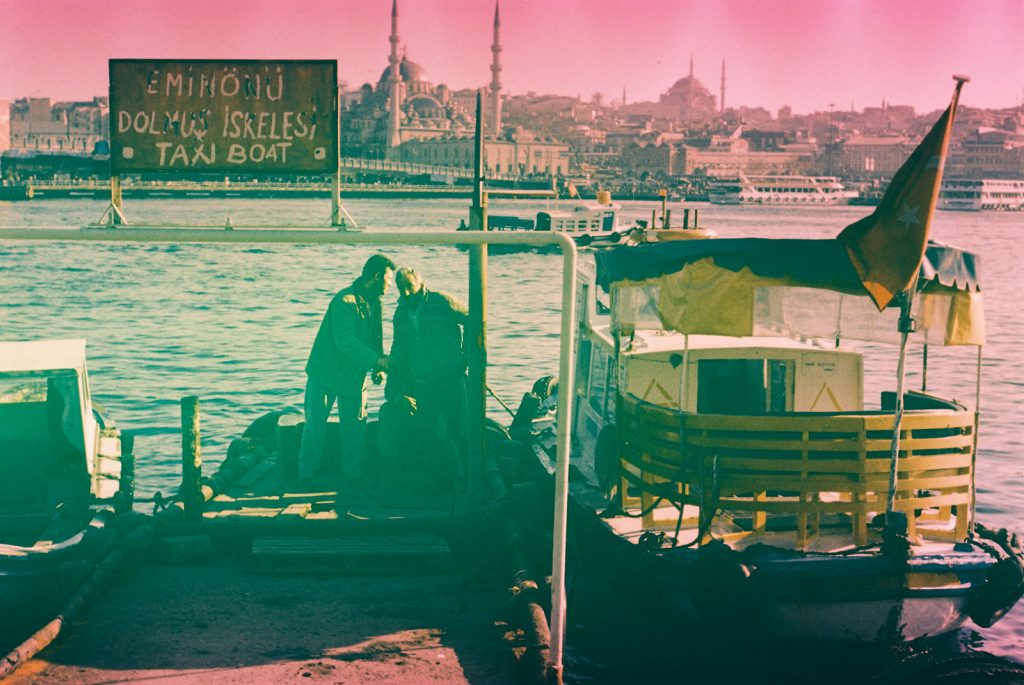 Pinky Istanbul Photo Journal 2000's #3 photo by Umur Dilek