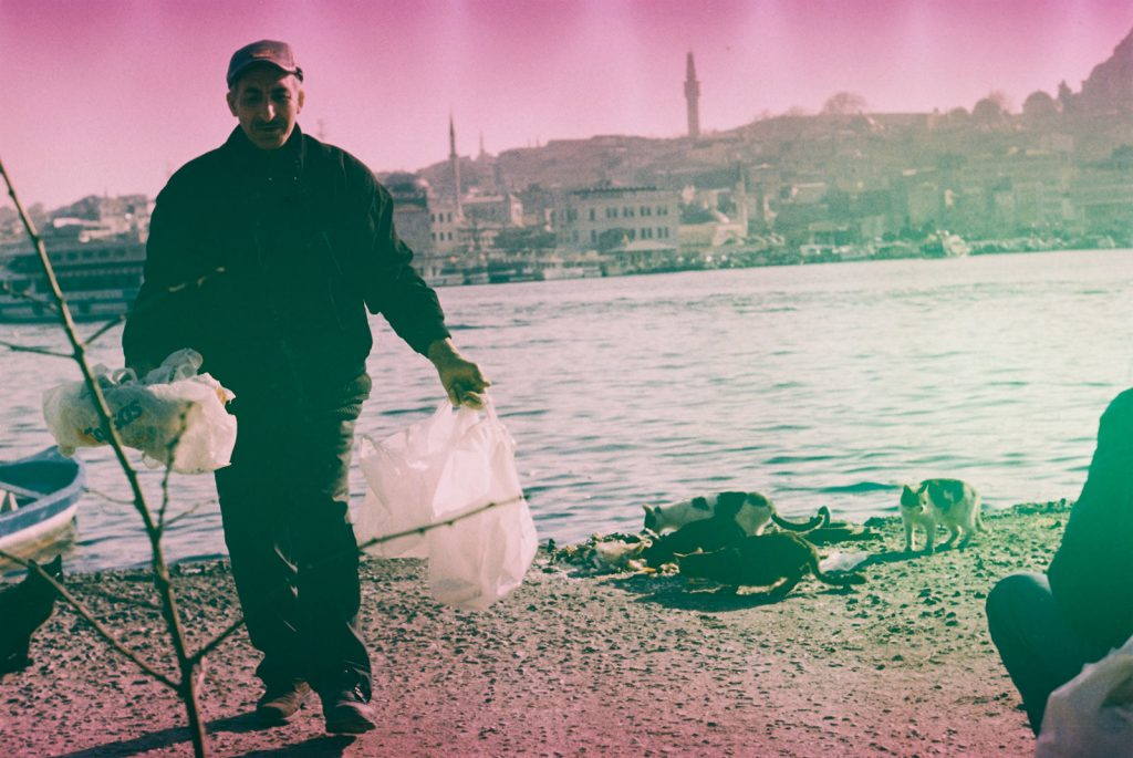 Pinky Istanbul Photo Journal 2000's #3 Karaköy