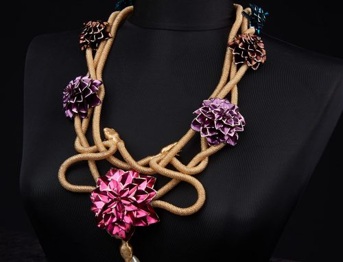 Jewellery Photography of JTR design competition finalists