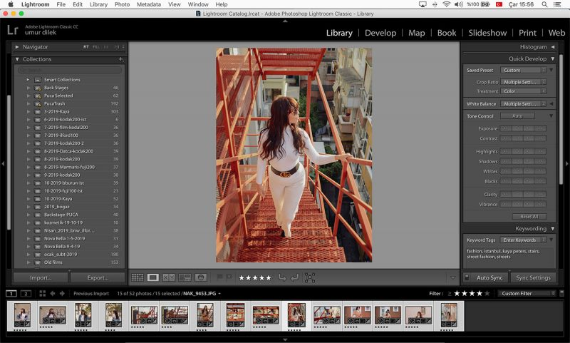 Lightroom Classic nasıl hızlandırılır? Umur Dilek Photography