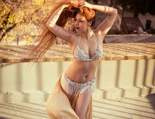 Japanese Belly Dancer Melete