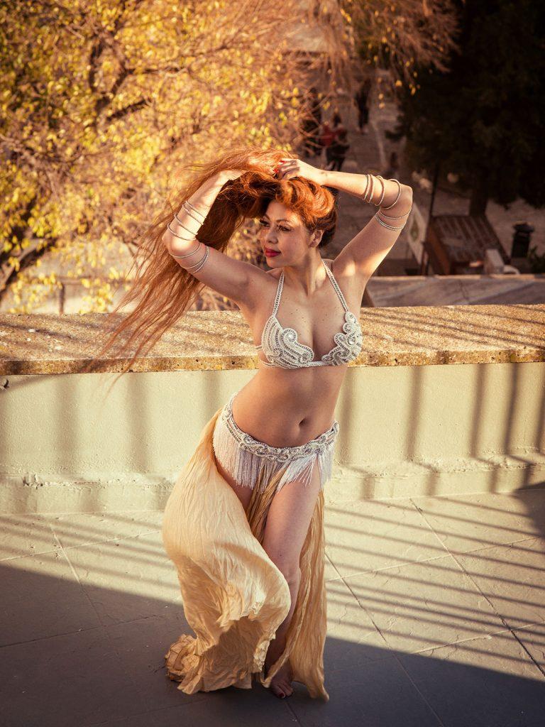 Belly Dancer Melete