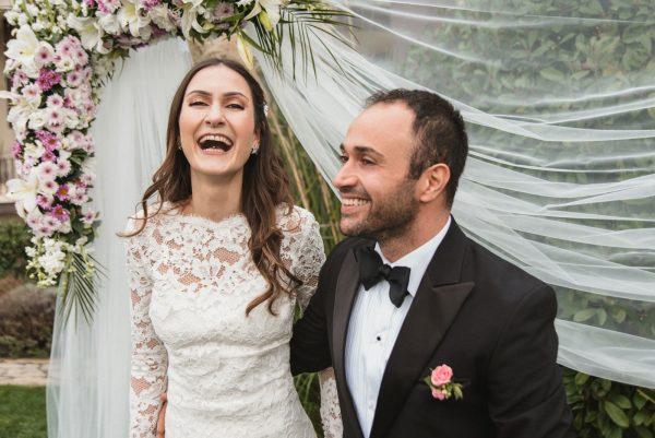 Işık ve İsmail düğün çekimi