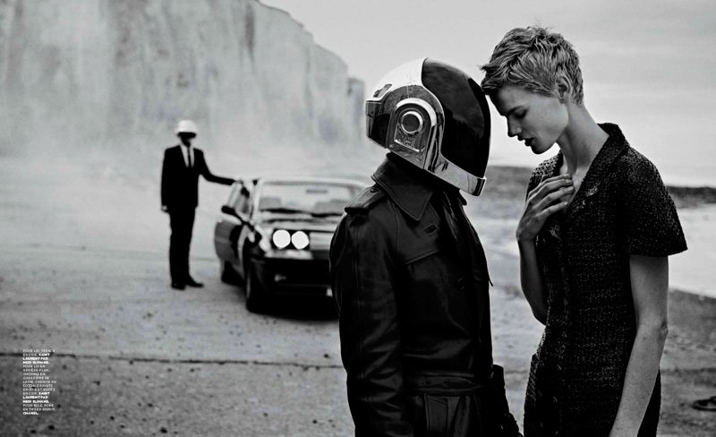 Moda fotoğrafçısı Peter Lindbergh