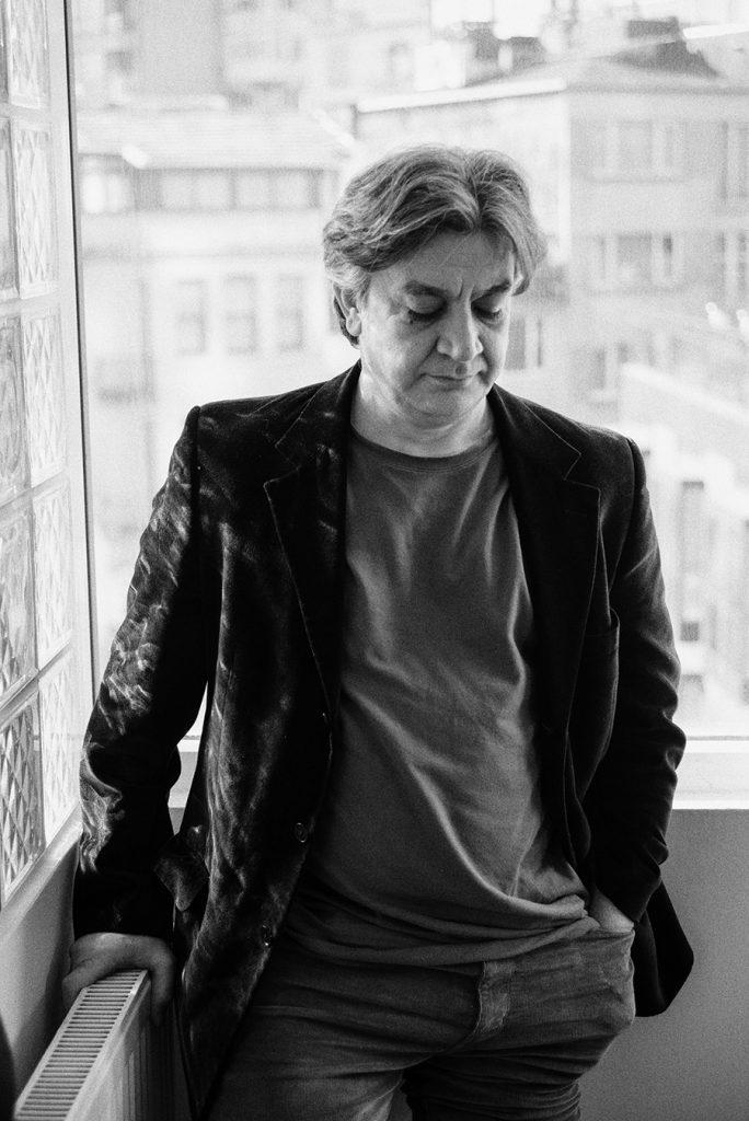 şair Levent Karataş, Fantom Ağrı portre fotoğraf çekimi