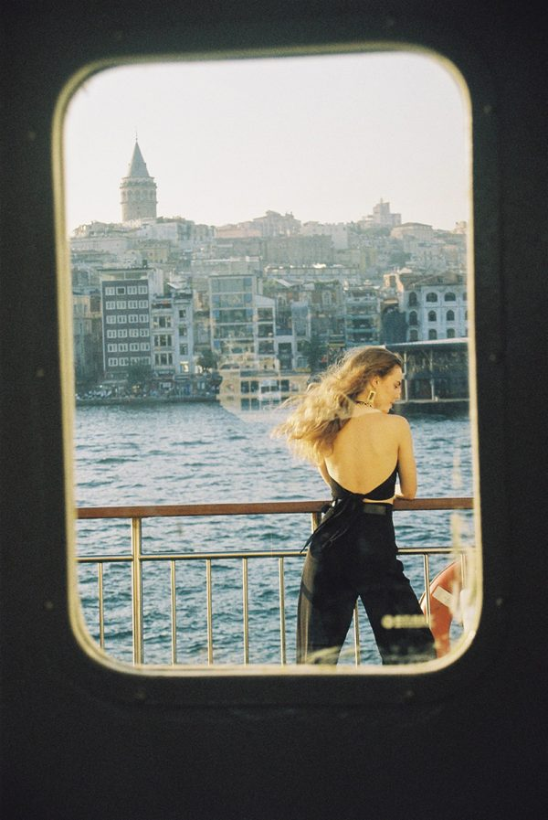 Boat Trip With Daria